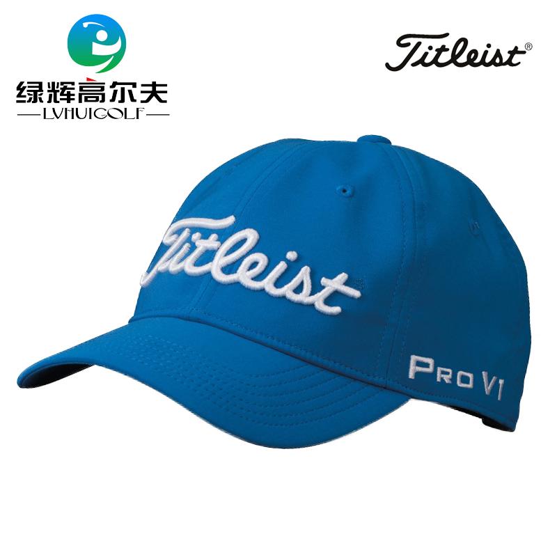 Titleist泰特勒斯高爾夫球帽TH7AJRPA 青少年款有頂時尚遮陽帽