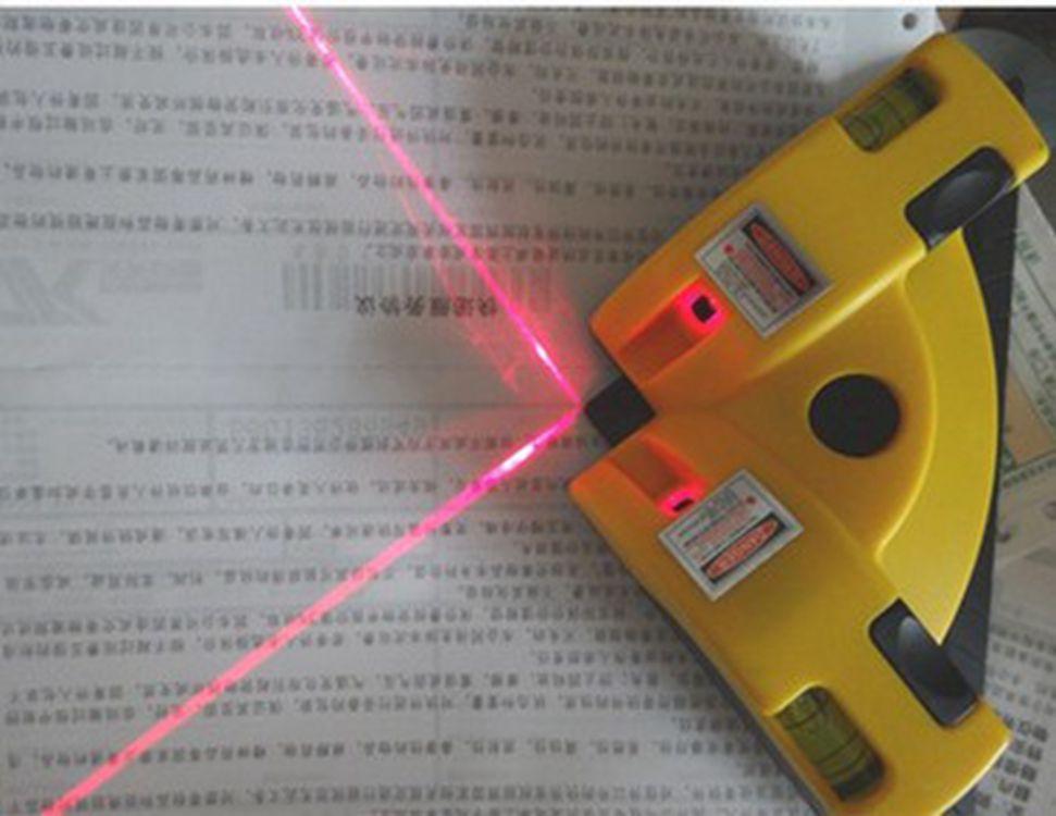 激光水平仪90度角 直角地线仪 激光2线红外线水平仪 打线器投线仪