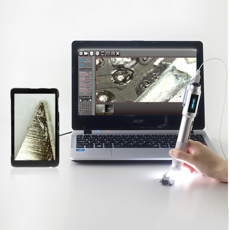 高速自动对焦显微镜艾尼提3R-MSBTVTY 铸件磨损检测 工业用品检测