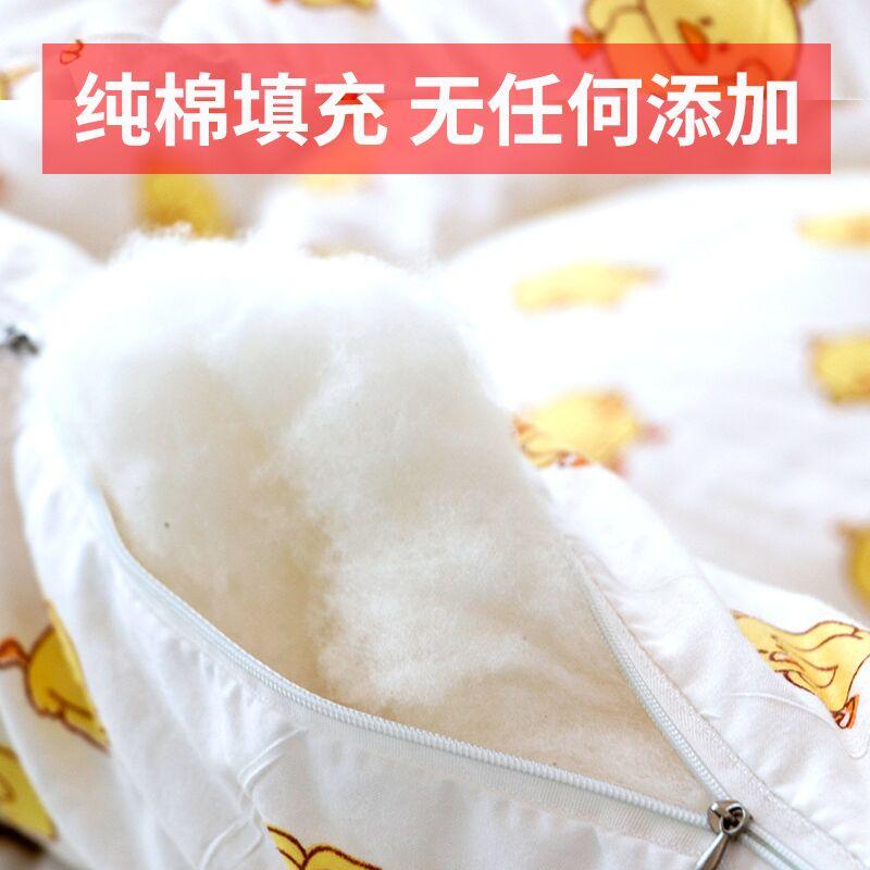 纯棉花垫被褥加厚棉絮床垫家用学生宿舍单双人棉花褥子1.8m床定做
