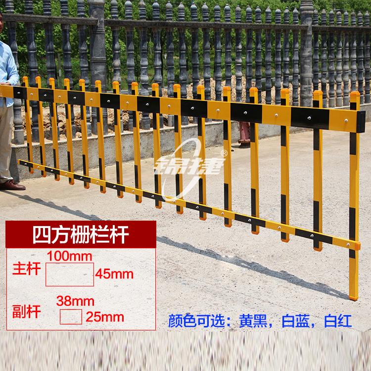 道闸杆栅栏杆停车场挡车杆升降杆小区门口栏杆起降杆车库门栏车杆