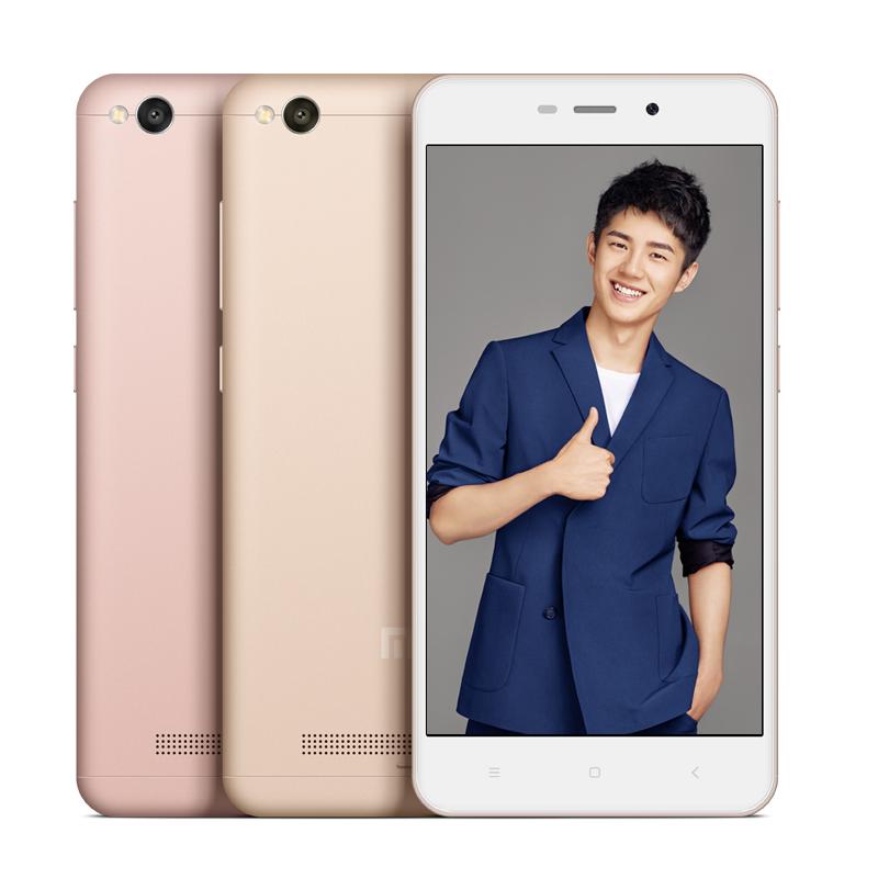 升级手机 5A 双卡双待官方店旗舰正品 4G 智能移动版全网通 4A 红米手机 16G 4A 红米 小米 Xiaomi 现货 元起三色 628