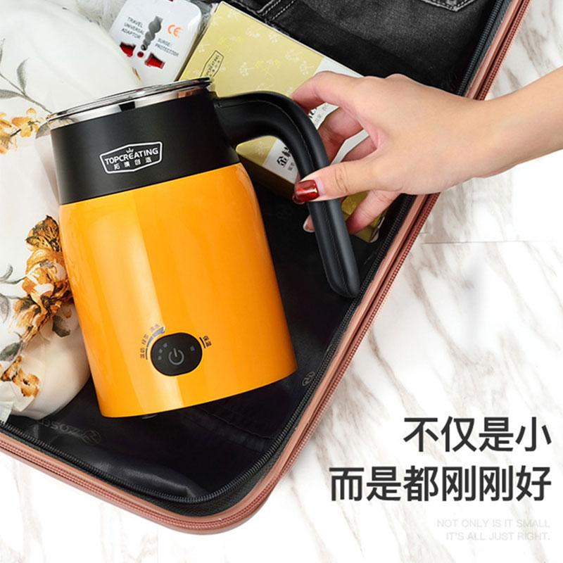 TOPCREATING/拓璞 dk342旅行电热水壶便携式小型迷你养生壶烧水杯