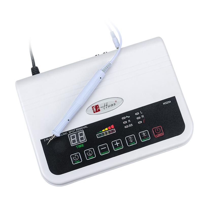 美容院仪器超声波美容仪器面部排毒仪器排铅汞脸部家用导出导入仪