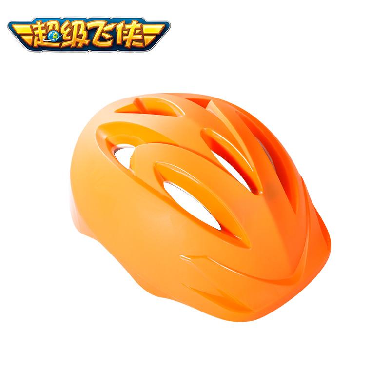 超级飞侠【高档】男女儿童滑板车头盔护具套装轮滑护腕护膝7件套