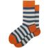 HELLO MONDAY socks men's trend striped tube socks Korean socks women's casual cotton socks college style spring and autumn