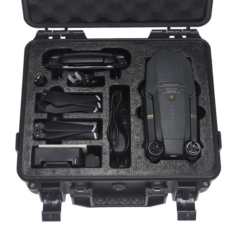 大疆御2安全箱DJI/Mavic2Pro无人机手提防水防震保护盒收纳包配件