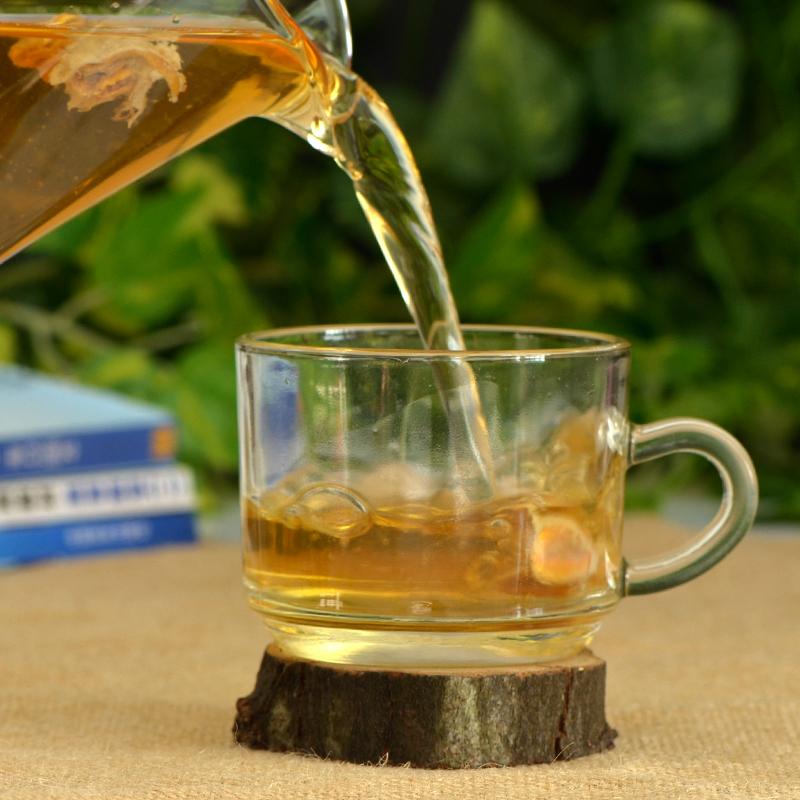 盒广西 2 送 10 果干泡茶包散装买 桂林特产百寿轩罗汉果芯果仁茶