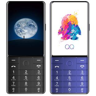 正品朵唯S1触屏微信QQ全网通4G按键非智能手机小学生备用机男女小米老人手机大字大声老年机超长待机双卡双待
