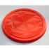 Plastic sieve round dustpan household large imitation bamboo woven non-porous bamboo sieve to air dry tea round bamboo plaque