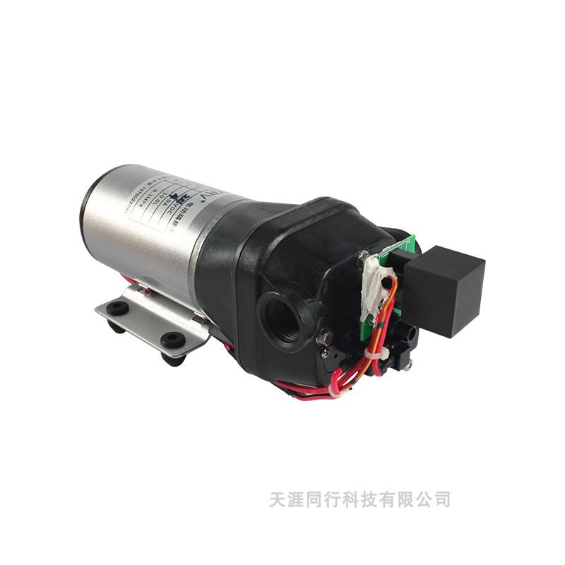 房车水泵隔膜泵带压力水泵 自吸式水泵12V  24V10L静音水泵