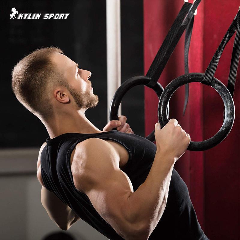 吊環健身家用引體向上器吊環頸椎牽引康復訓練運動健身器材拉手環