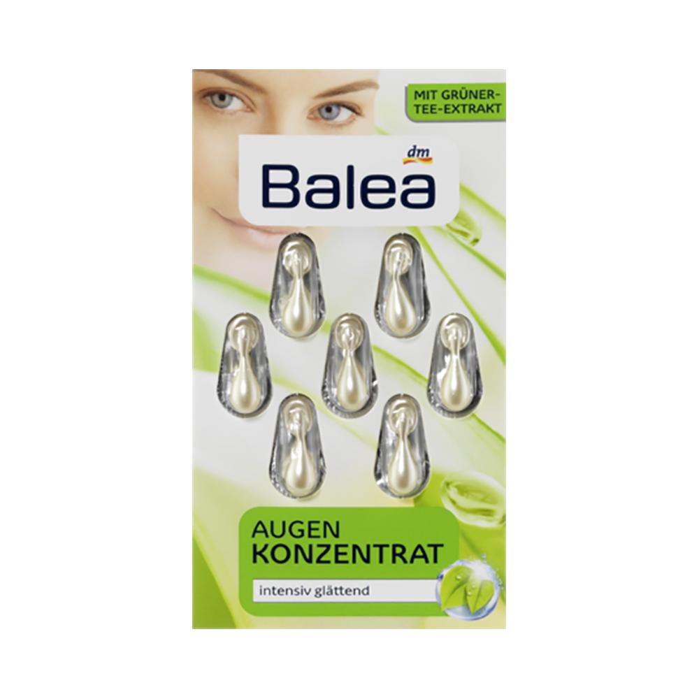 芭乐雅提拉紧致精华胶囊蓝藻保湿补水抗皱 德国进口  现货 balea