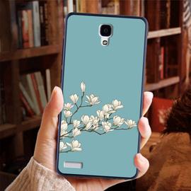 红米note手机壳1小米note1s钢化膜5.5寸4G增强版hmnote1lte韩国个性创意