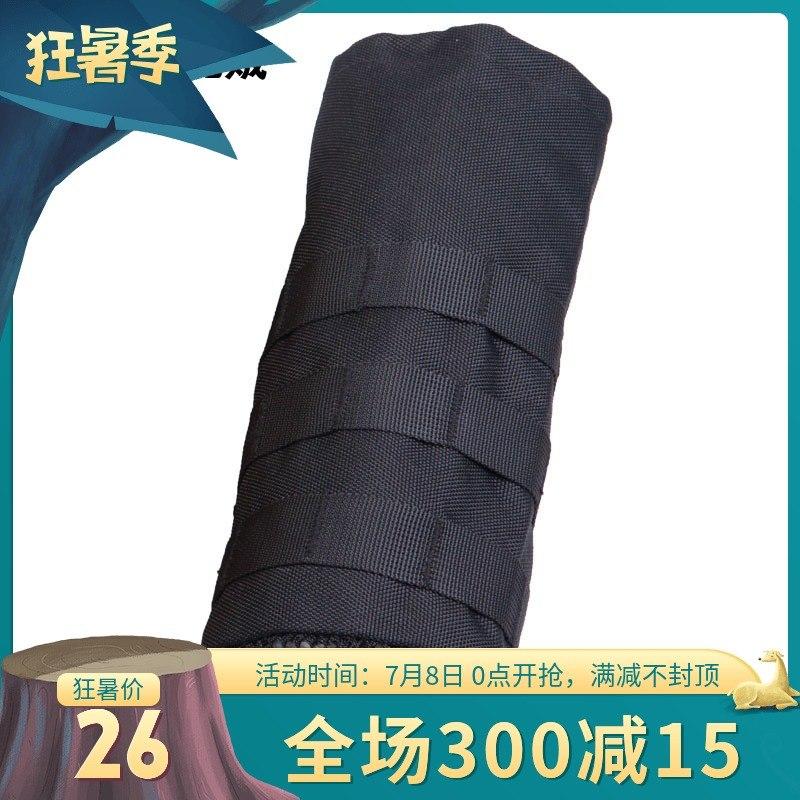 WZJP無賊Molle系統可腰掛大水瓶包水壺包礦泉水瓶包軍迷戶外騎行