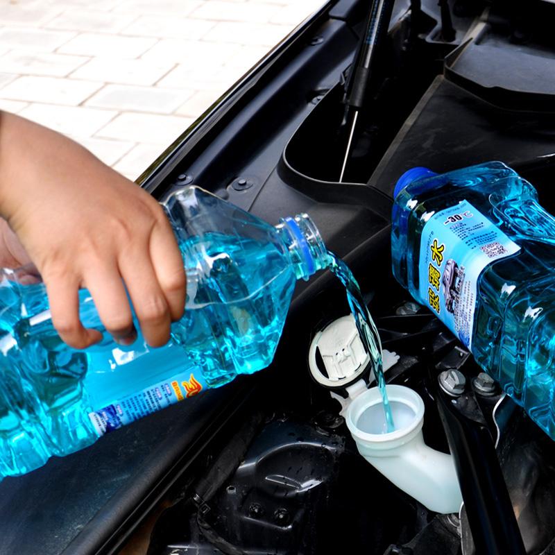 度四季通用 40 汽车玻璃水冬季防冻雨刷精车用波璃水雨刮水 瓶 4
