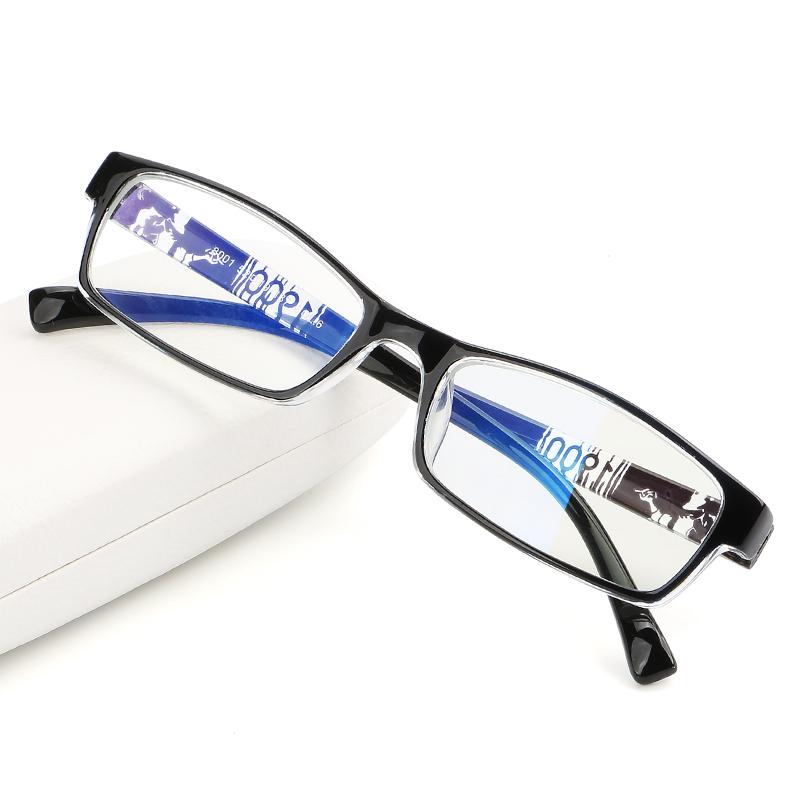 尚尔防辐射眼镜手机电脑护目防蓝光无度数平光镜男女款近视眼镜框