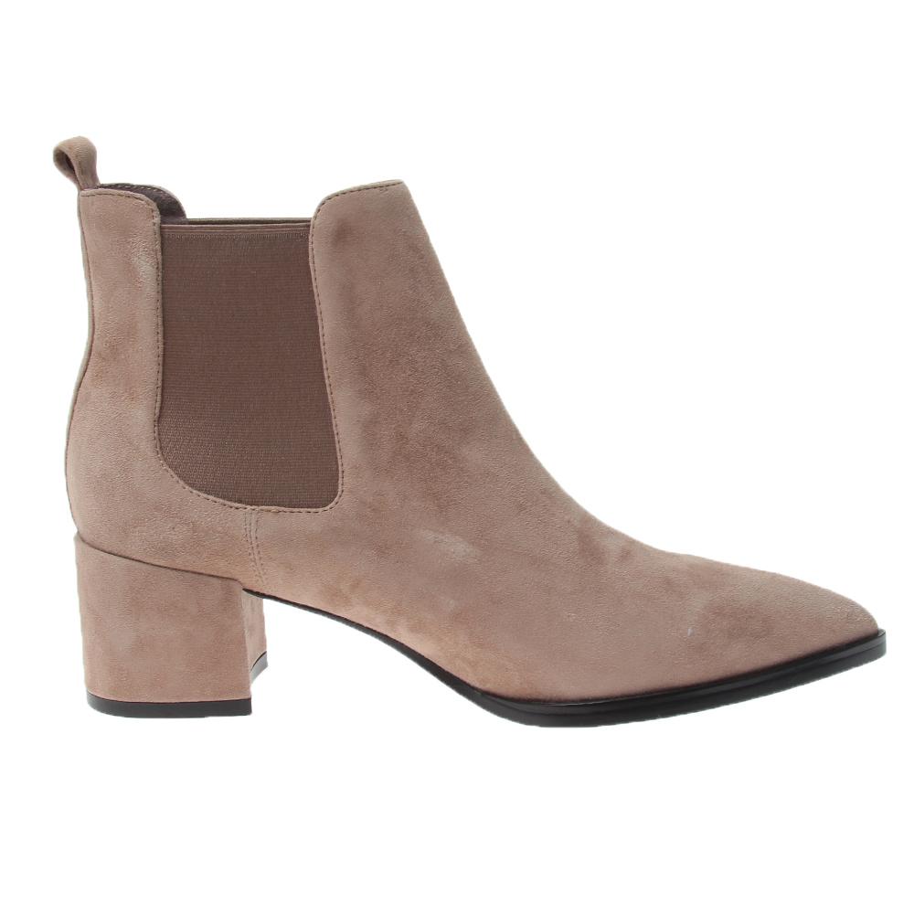 SS84116102 上品折扣 粗高跟短筒靴 秋冬 星期六女鞋 Sat & St