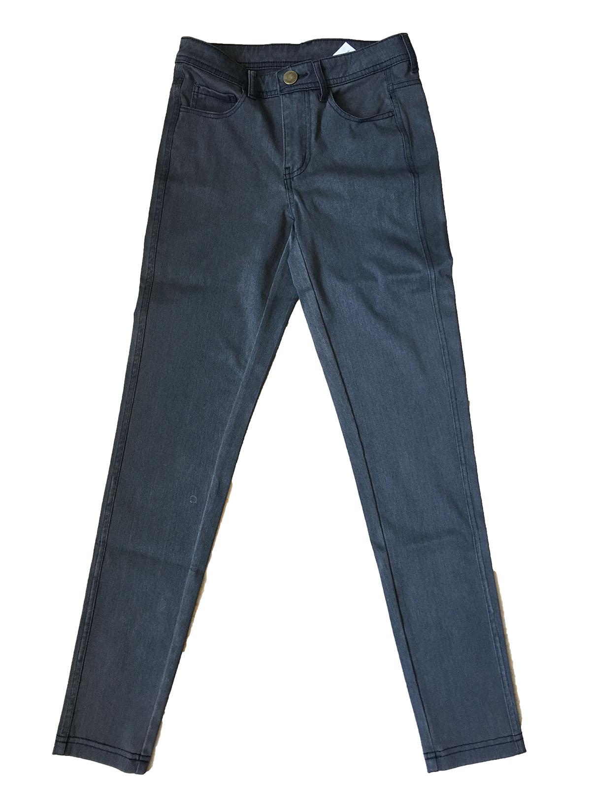 亚麻弹力棉2020春夏薄款显瘦高腰小脚九分打底铅笔长裤产后