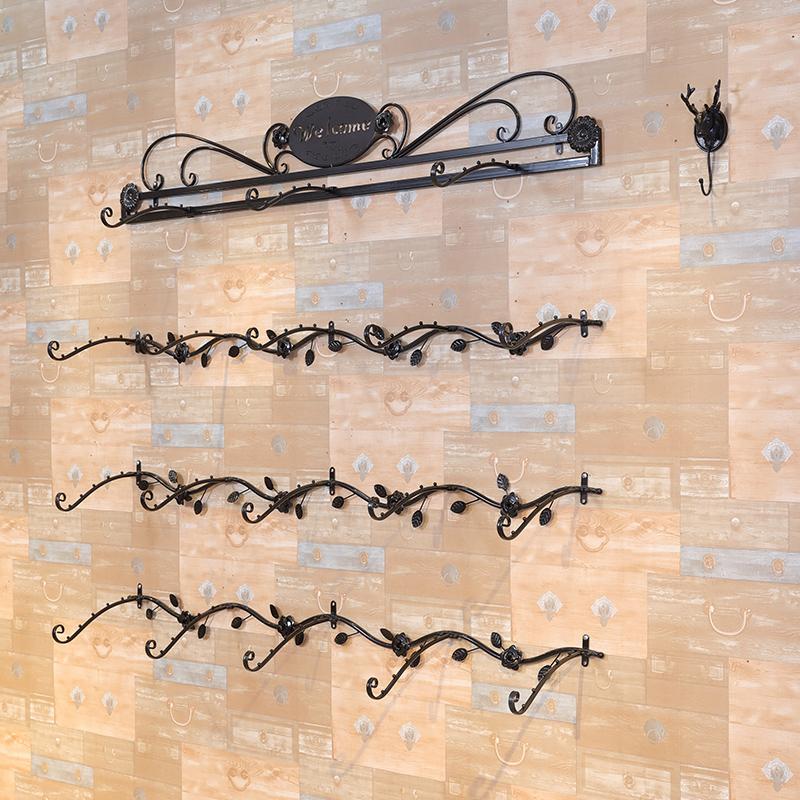 铁艺内衣内裤架文胸架展示架 服装店上墙胸罩挂钩壁挂墙壁点挂架