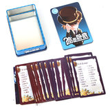 Board game card casual game card, please close your eyes, Werewolf Who is undercover card UNG card game
