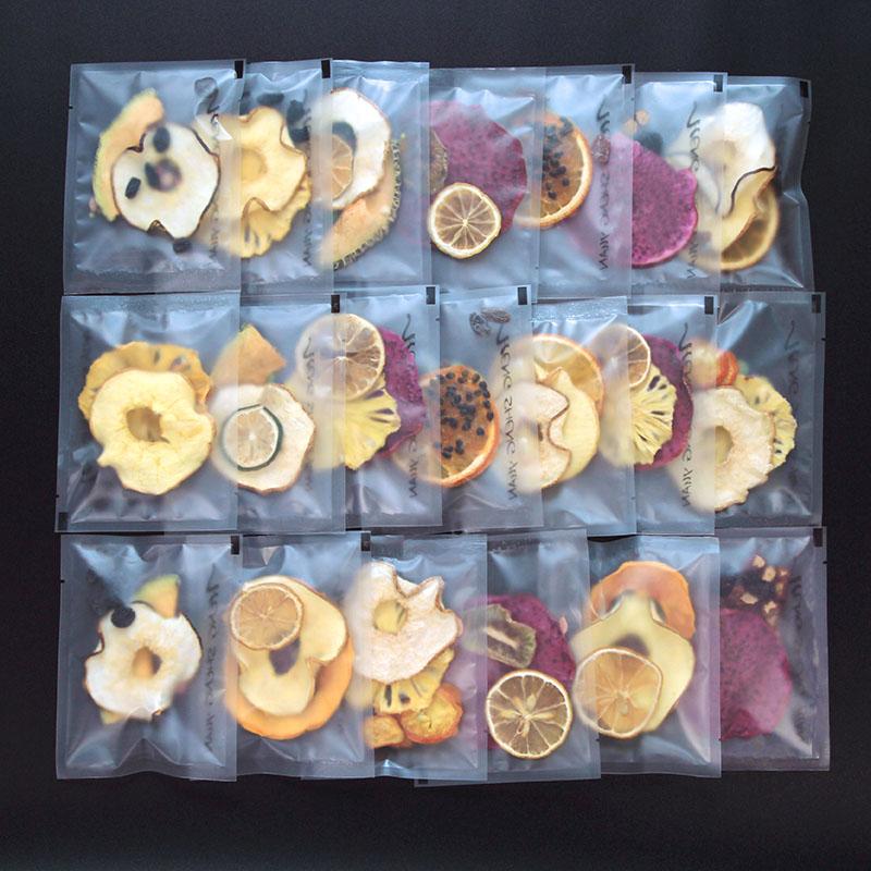 水果茶果干新鲜纯手工袋装网红水果茶鲜果片养身果粒茶花果茶花茶