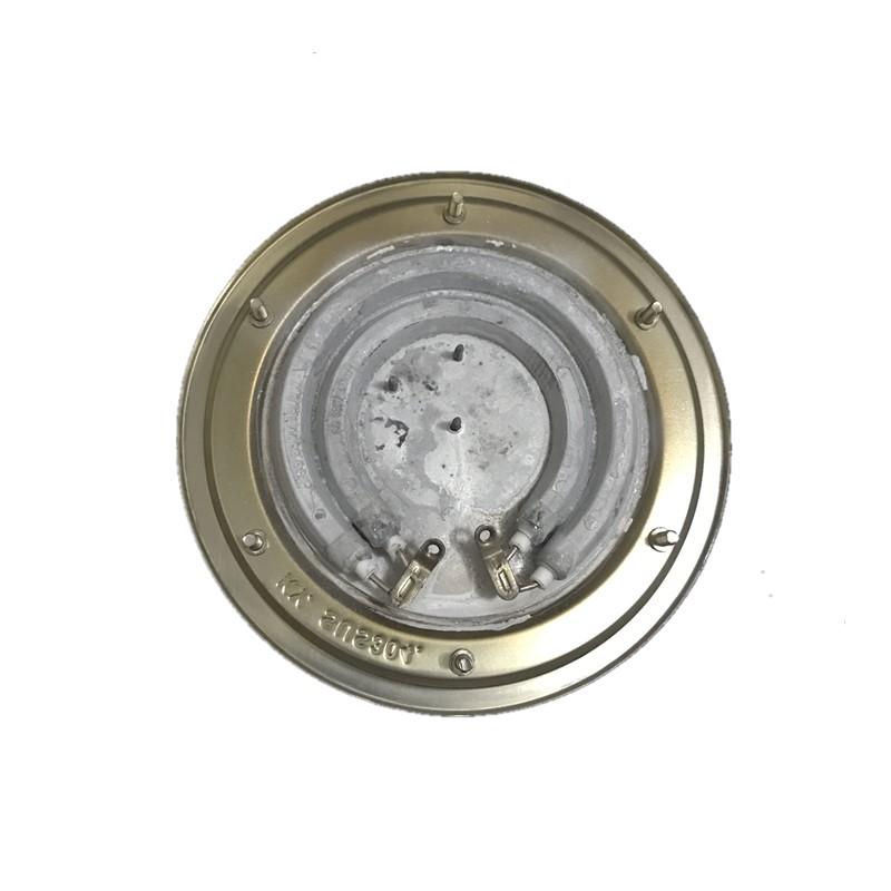 电热开水桶加热盘 不锈钢热水桶发热盘双管发热盘配件1800W 2800W