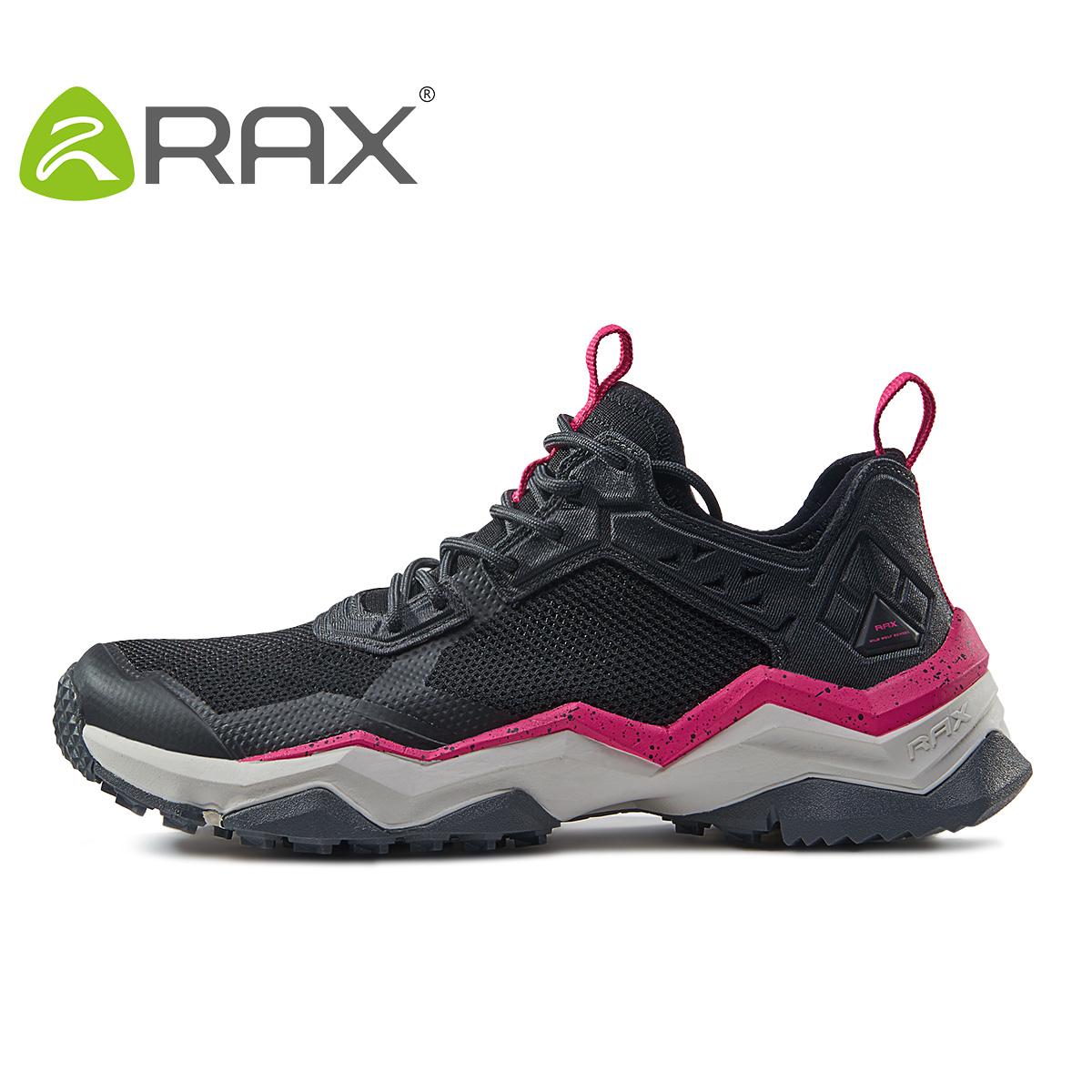 春夏登山鞋男透气徒步鞋女防滑户外鞋耐磨鞋爬山鞋旅游鞋 RAX 清仓
