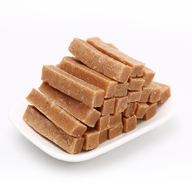 山东特产 手工儿童无蔗糖山楂条 开胃无添加天然山楂干片零食500g