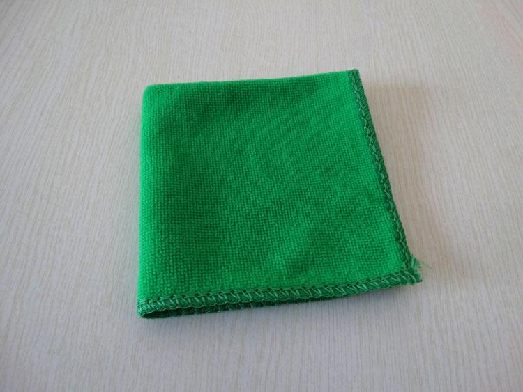 超细纤维双面 擦键盘清洁布   网吧鼠标 桌面 办公用品  清洁专用