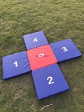 Manufacturers pupils Kids Fun Athletics Combined soft leather cross jump pad treasurer recommended
