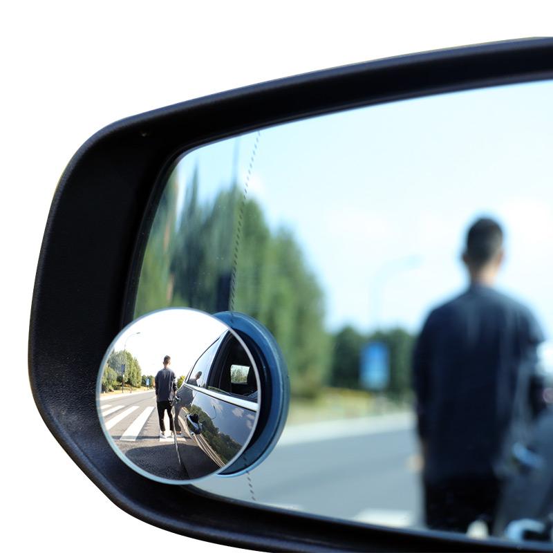 度反光镜神器 360 汽车后视镜小圆镜流氓倒车前后轮盲区辅助镜盲点
