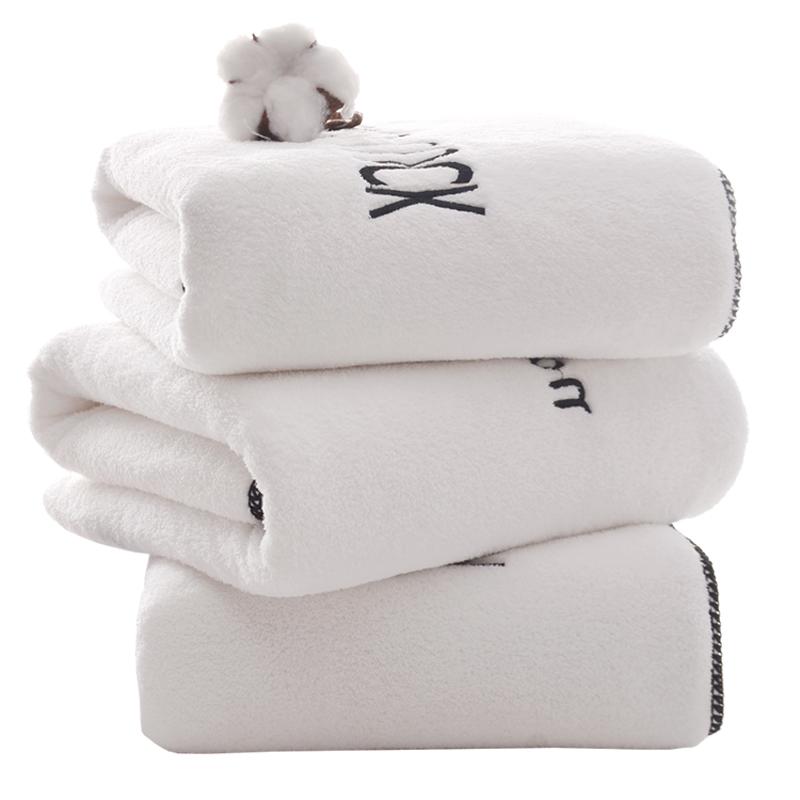 浴巾成人比纯棉柔软吸水家用男女不掉毛加厚速干学生可爱大号毛巾