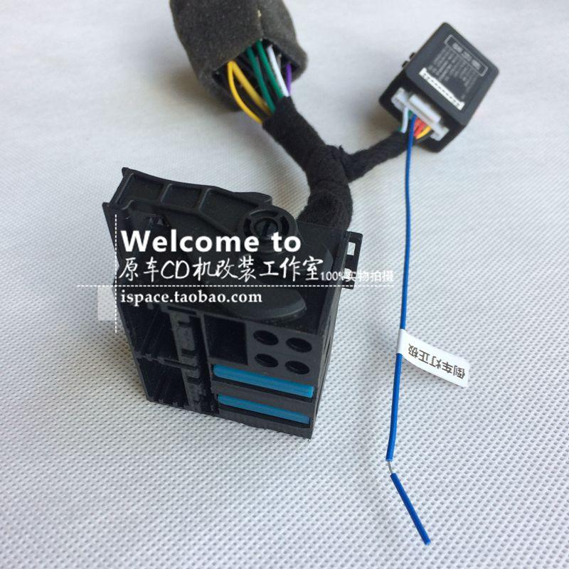 天宝187B网关模拟器解码器速腾德赛65寸MIB倒车后视包邮质保