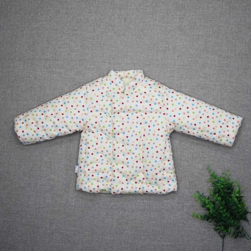 婴幼儿手工棉衣宝宝棉花棉服婴儿棉袄男女童宝宝棉衣