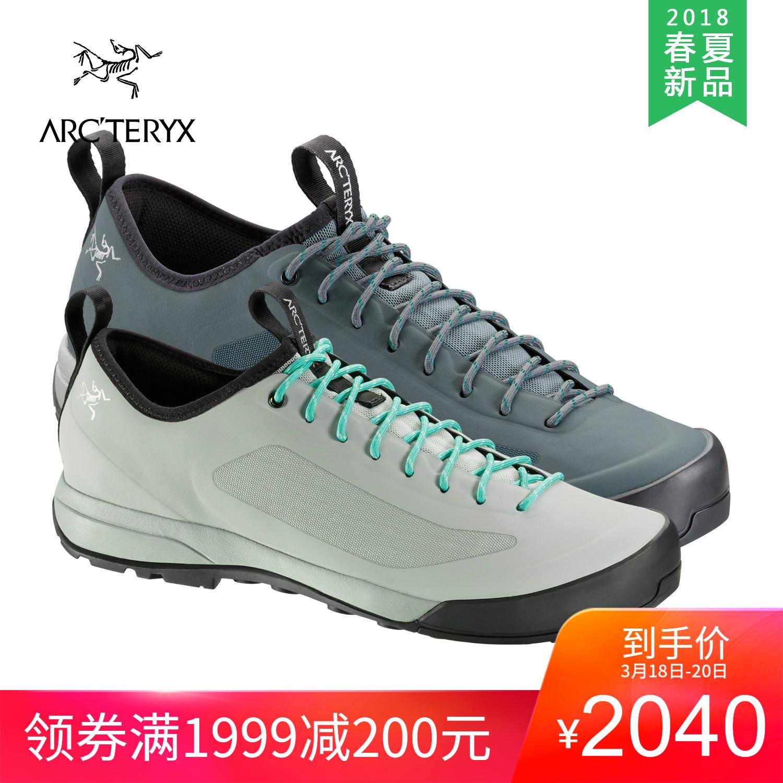 18新品 ARCTERYX/始祖鳥男女款戶外輕量型攀登徒步鞋Acrux SL