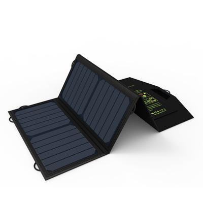 奥鹏AP便携折叠太阳能充电器宝手机移动电源户外智能5V充电板防水