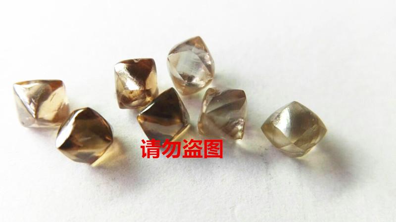 金刚石原石标本天然钻石原石南非钻石原石天然金刚石天然钻石裸石