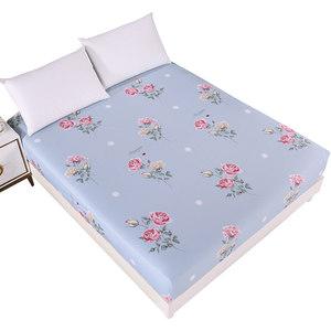 恒源祥纯棉床笠单件全棉防滑固定床罩床套席梦思床垫保护套防尘罩