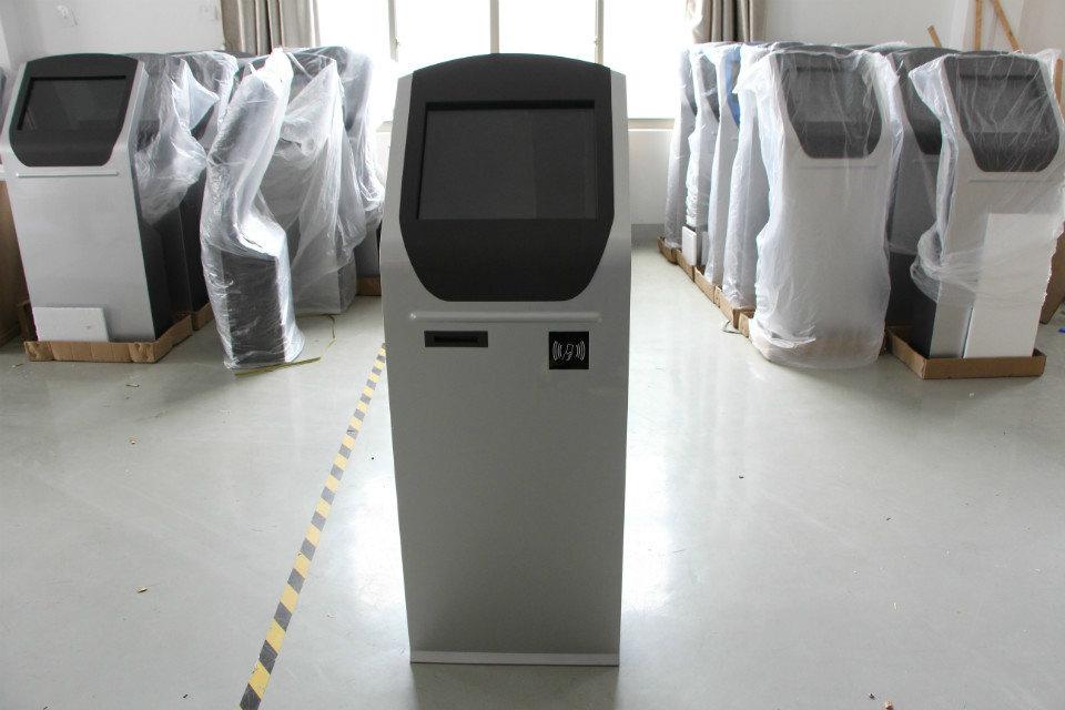 聚辉触控厂家直销17寸无线排队机叫号机取号机银行分诊系统