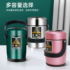 304 stainless steel insulated lunch box vacuum ultra-long portable 1 person large capacity multi-layer student office worker lunch bucket