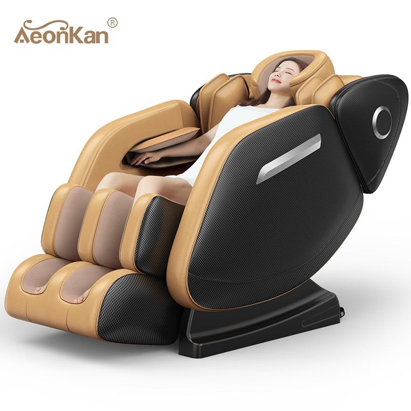 永禾康按摩椅家用全身全自动电动头等小型太空豪华舱多功能沙发机