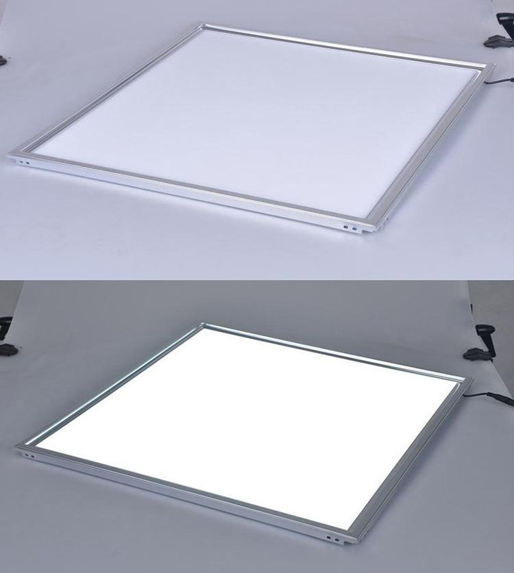 集成吊顶300x1200x900led格栅矿棉石膏板工程灯 600x600led平板灯
