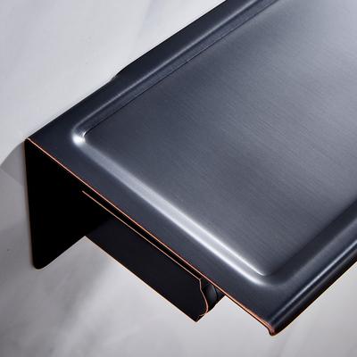 铭耐品牌黑古铜色毛巾架浴巾杆卫生间置物架壁挂浴室五金挂件套装