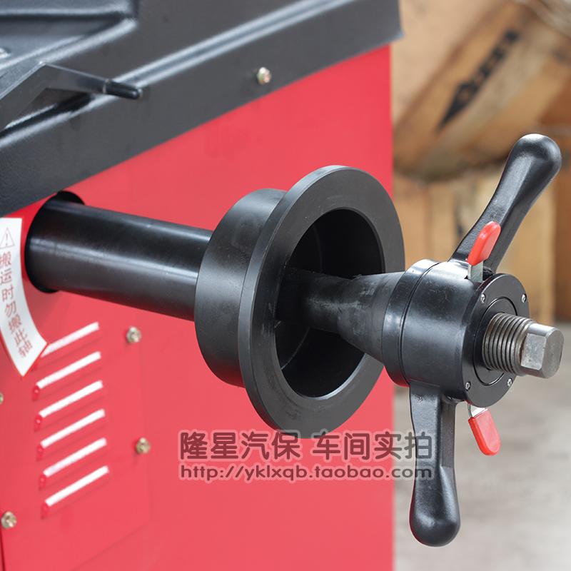 隆星汽保 出口型中小型汽车 轮胎平衡 动平衡机 动平衡仪 LX-18C