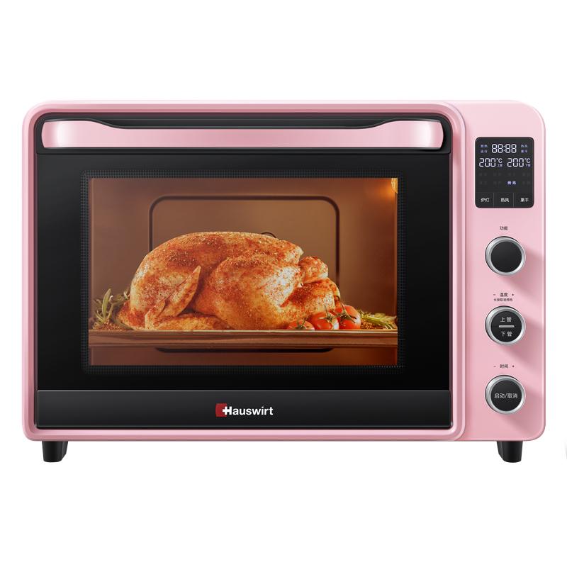 【刘涛推荐】海氏C40电烤箱家用烘焙多功能全自动小型烤箱大容量