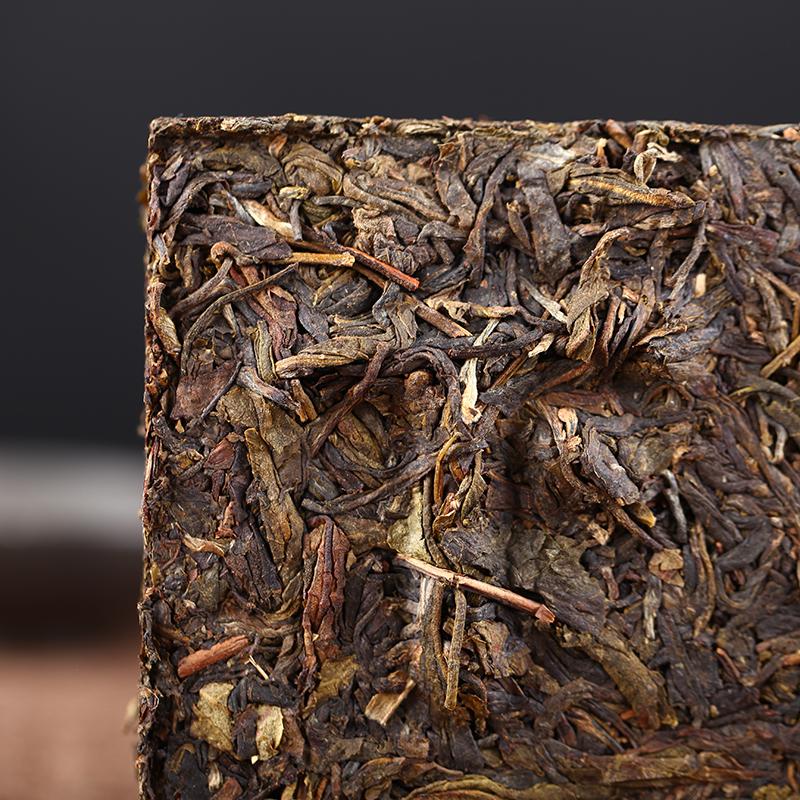云南普洱茶砖茶生茶 1.25kg 年下关宝焰牌边销砖茶叶 2018 下关沱茶