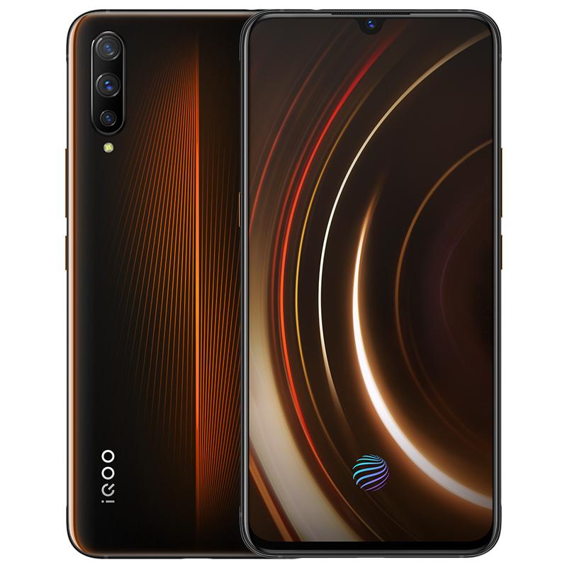 iQ00 IQOO vivo 处理器全面屏智能游戏手机官网正品 855 生而强悍高通骁龙 iQOO vivo 点新品开售 10 日 13 月 3