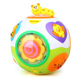 Villo 938 movement around the rolling ball infants and young children early childhood music baby learning to crawl toy electric 12 months