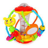 Huile 929 Jianer toy ball baby puzzle ball rattle baby hand ball 3-6-12 months one year old